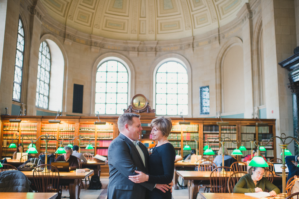 Boston Public Library Photography 1